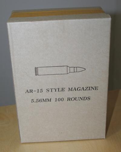 Review: KCI AR-15 100 Round Drum Magazine - Shrugged